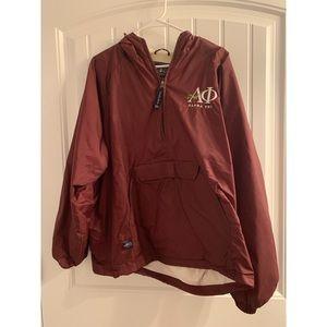 Alpha Phi Rain Jacket- Size M